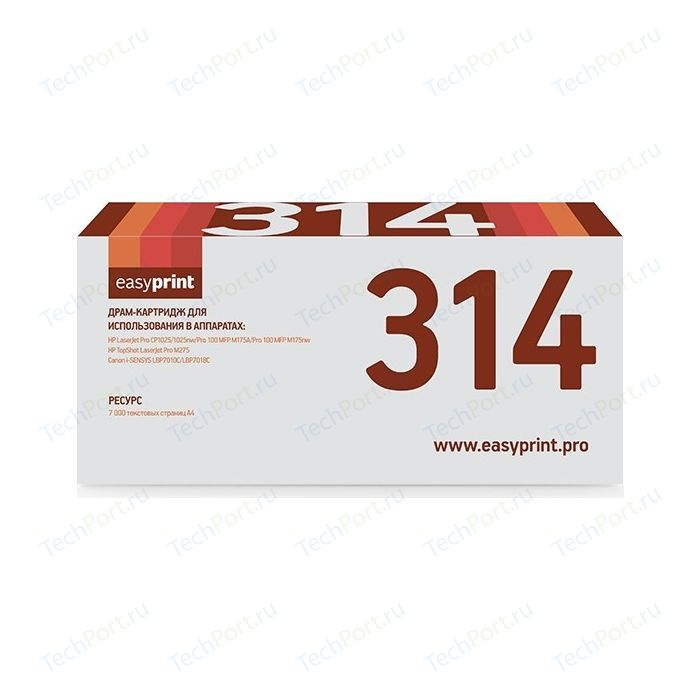 Фотобарабан Easyprint CE314A (LH-314)