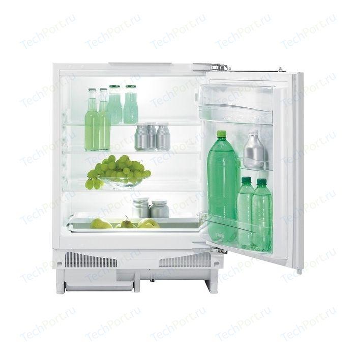 Встраиваемый холодильник Gorenje RIU 6091 AW
