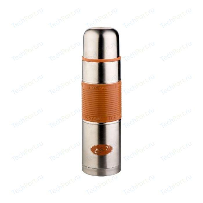 Термос 0.75 л Biostal с узким горлом мокко (NB-750P-C)
