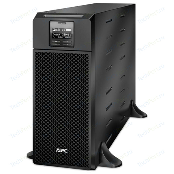 ИБП APC Smart-UPS SRT SRT6KXLI
