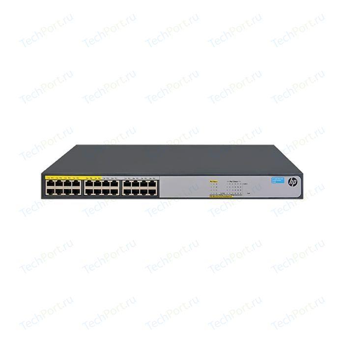 Коммутатор HP 1420-24G-PoE+ (JH019A)