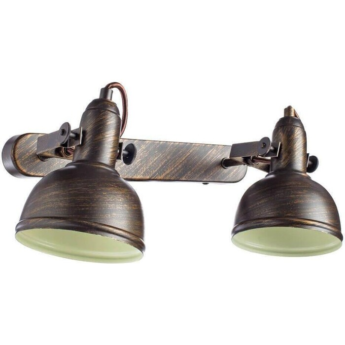 Спот Arte Lamp A5213AP-2BR