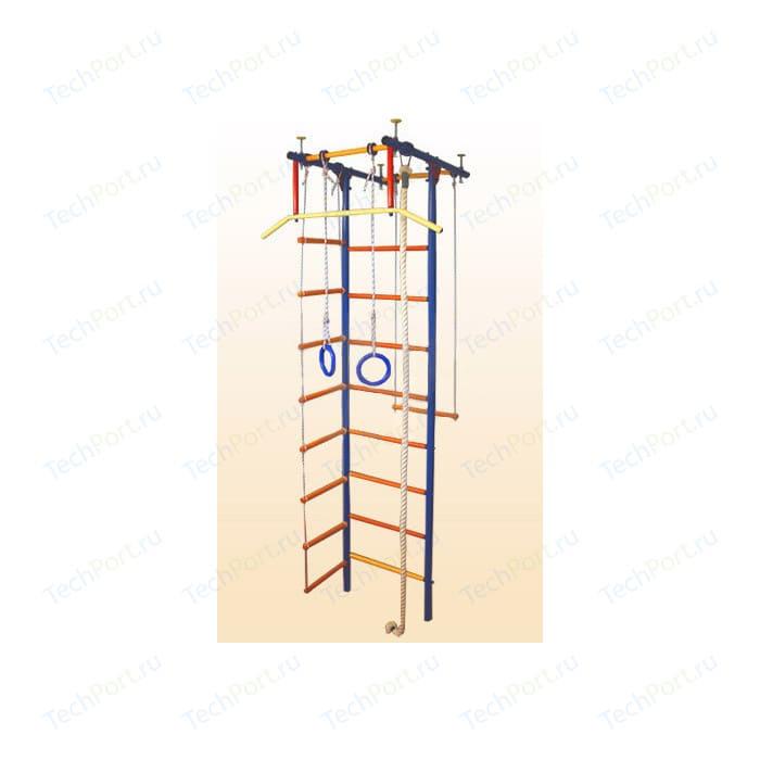 Детский спортивный комплекс Вертикаль Юнга 2.1 Д (турник широкий хват)