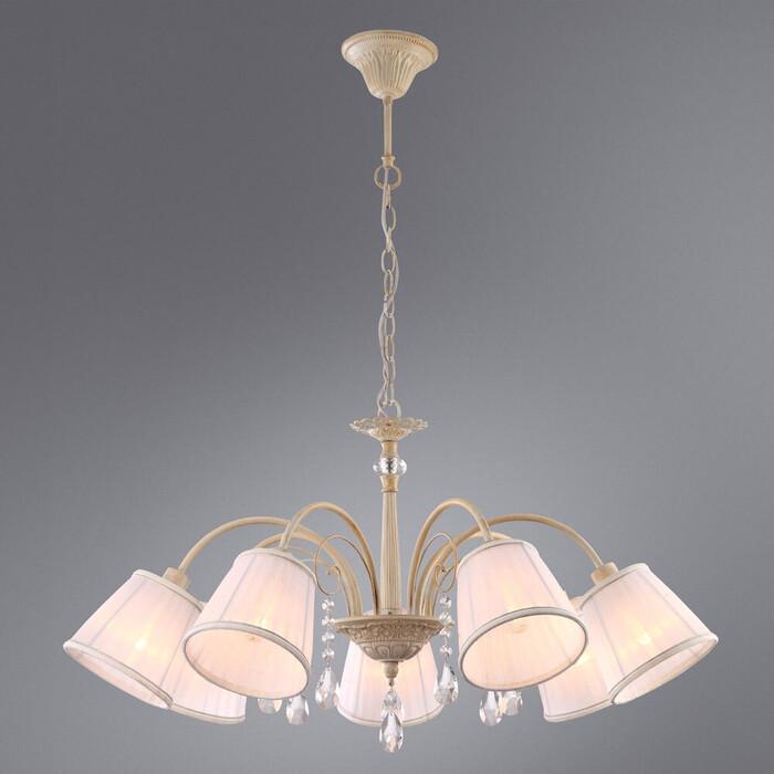Люстра Arte Lamp A9515LM-7WG люстра arte lamp lucia a9594lm 7wg