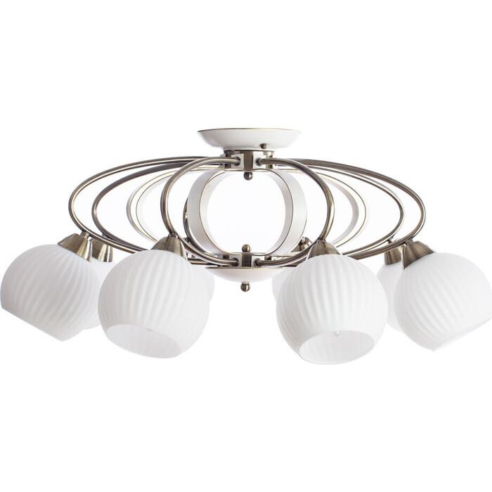 Люстра Arte Lamp A6342PL-8WG