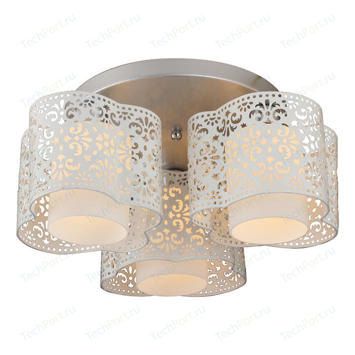 Люстра Arte Lamp A8348PL-3WH