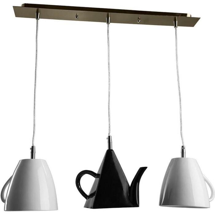 Потолочный светильник Arte Lamp A6604SP-3WH