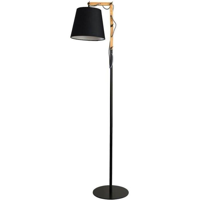 Торшер Arte Lamp A5700PN-1BK