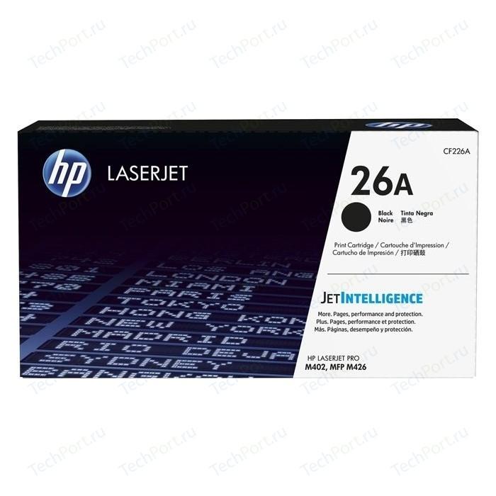Картридж HP №26A 3100 стр. (CF226A)