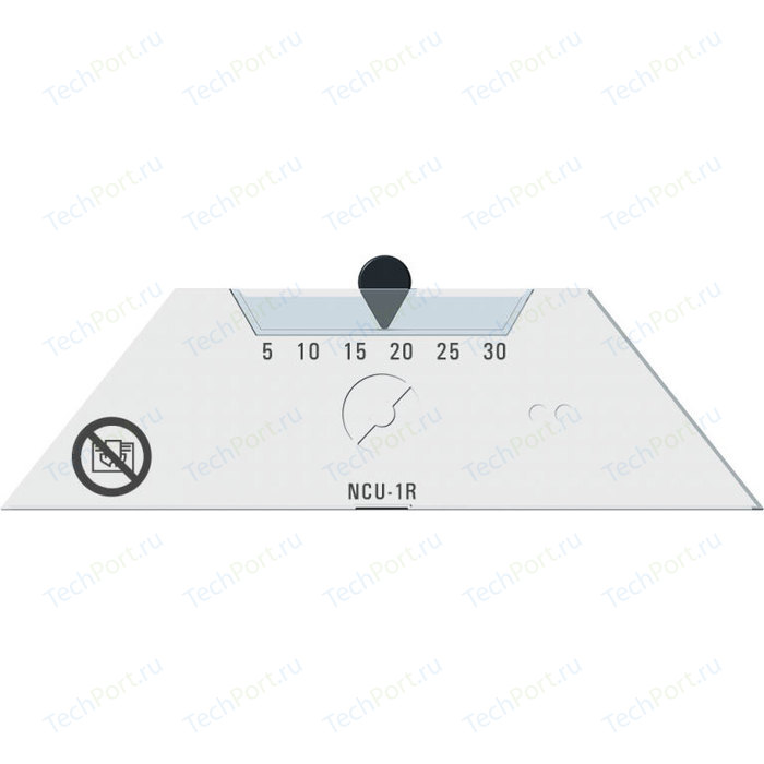 Термостат Nobo NCU 1R для серии NTE4S