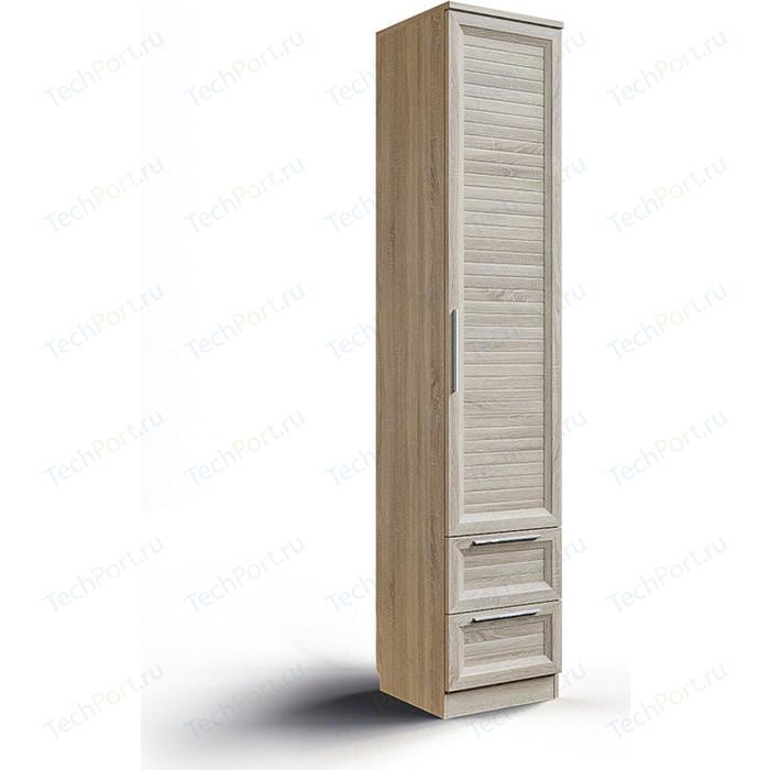 Шкаф с ящиками СКАНД-МЕБЕЛЬ Шервуд Ш-04 левый