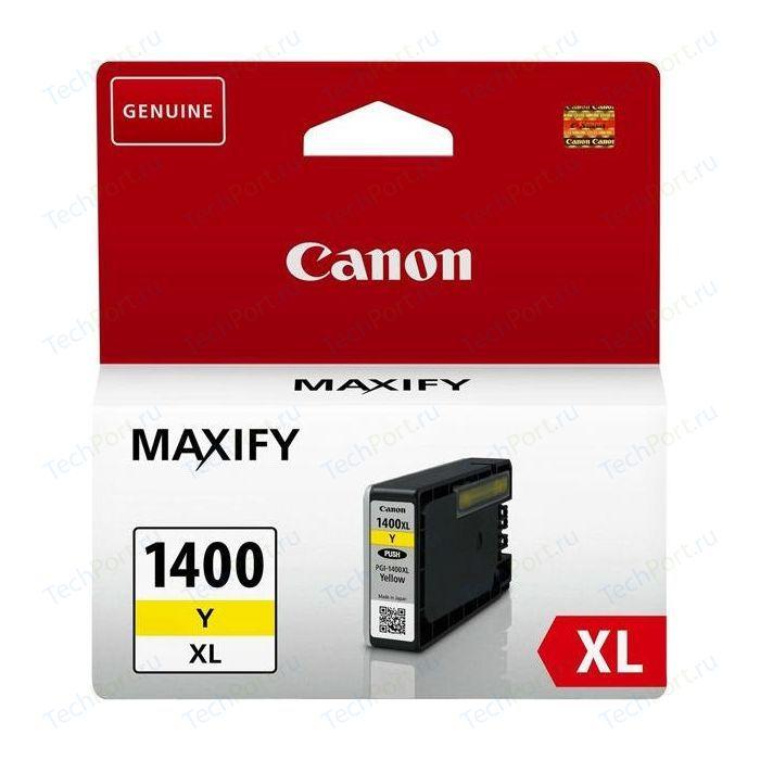 Картридж Canon PGI-1400XL Y (9204B001)