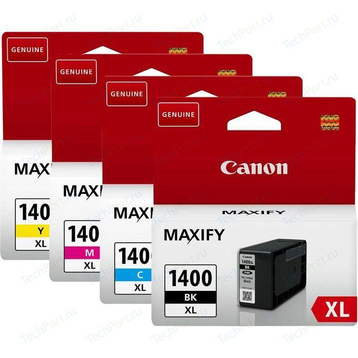 Картридж Canon PGI-1400XL Multipack (9185B004)