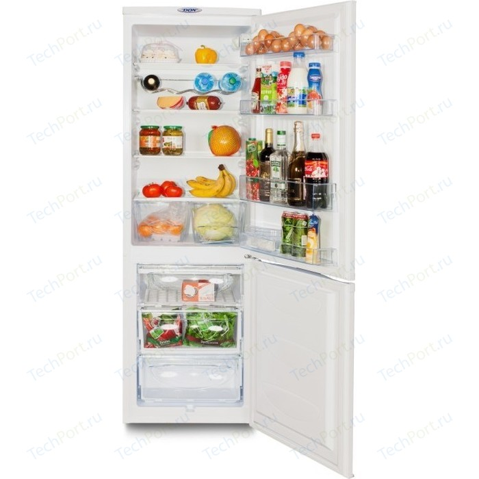 Холодильник DON R-291 Снежная королева