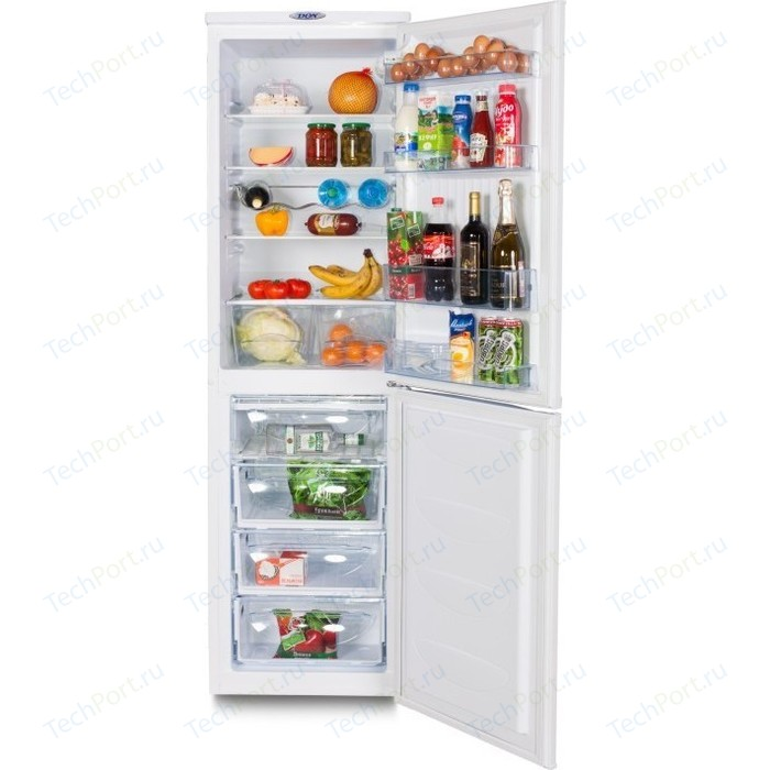 Холодильник DON R-297 Снежная королева