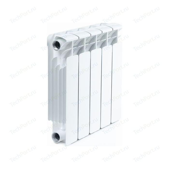 Радиатор отопления RIFAR BASE 350 5 секций биметаллический боковое подключение (RB35005)
