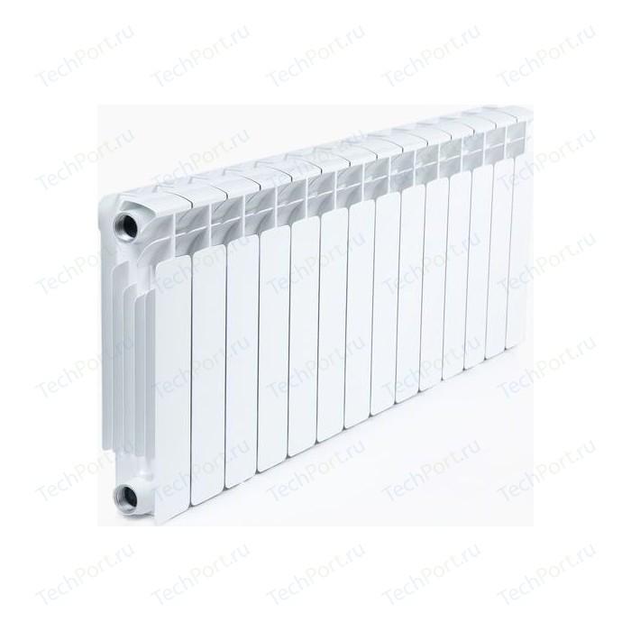 Радиатор отопления RIFAR BASE 350 14 секций биметаллический боковое подключение (RB35014)
