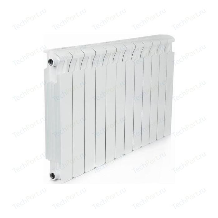 Радиатор отопления RIFAR MONOLIT 500 12 секций биметаллический боковое подключение (RM50012)
