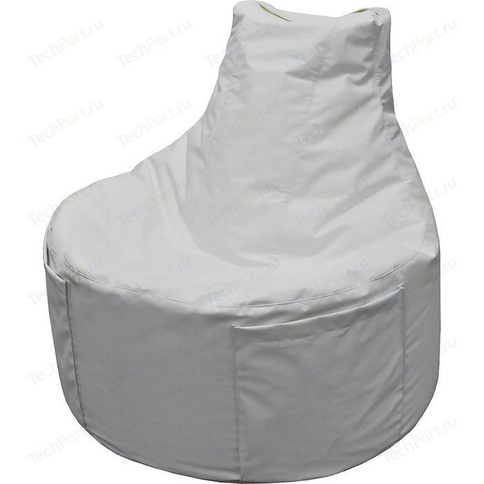 Кресло мешок Пазитифчик Бмо12 белый