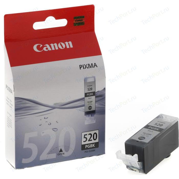 Kартридж Canon PGI-520BK (2932B004) картридж canon pgi 520bk черный