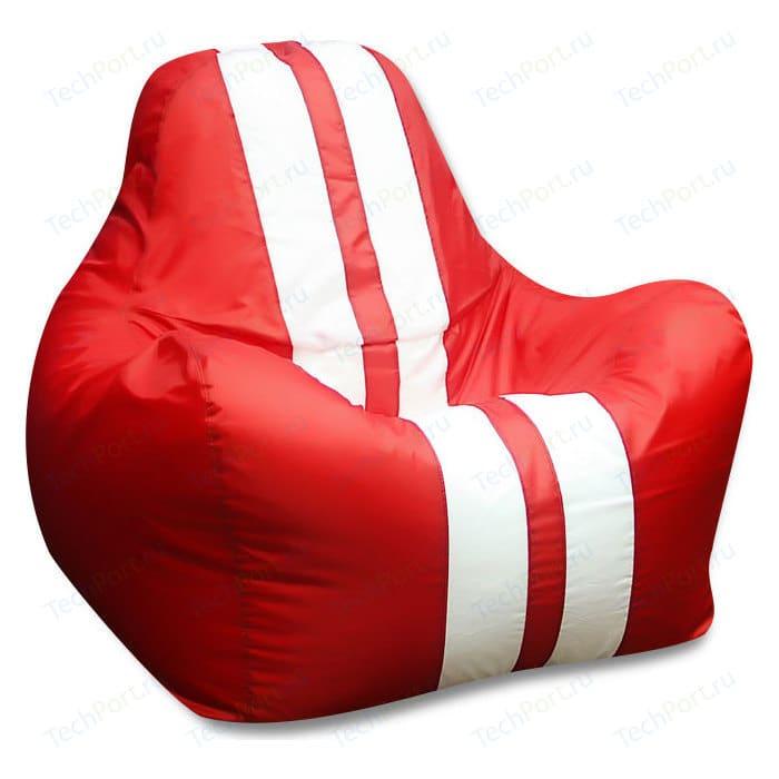 Кресло-мешок DreamBag Спорт красное