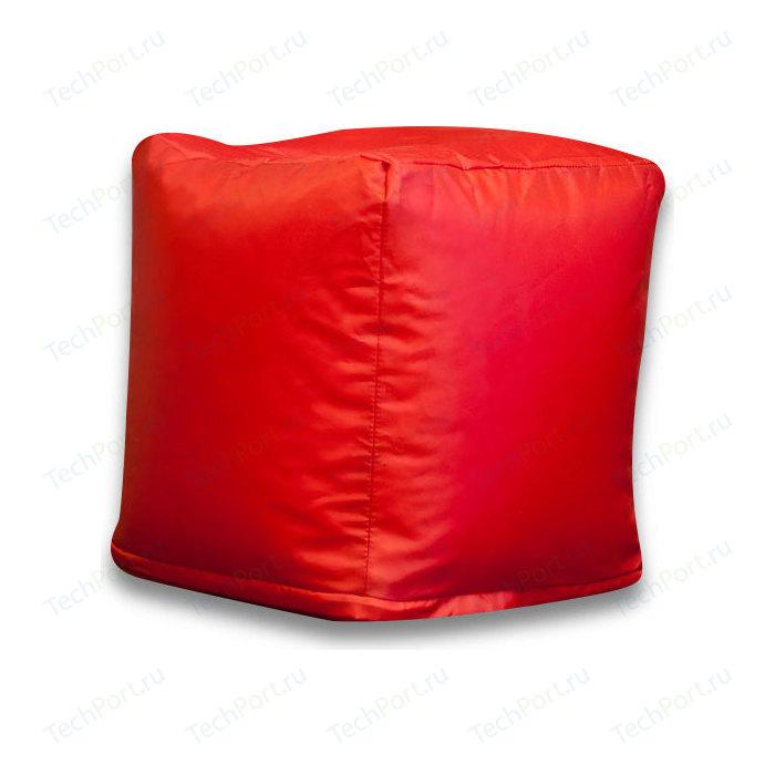 Пуф Bean-bag Кубик - красный