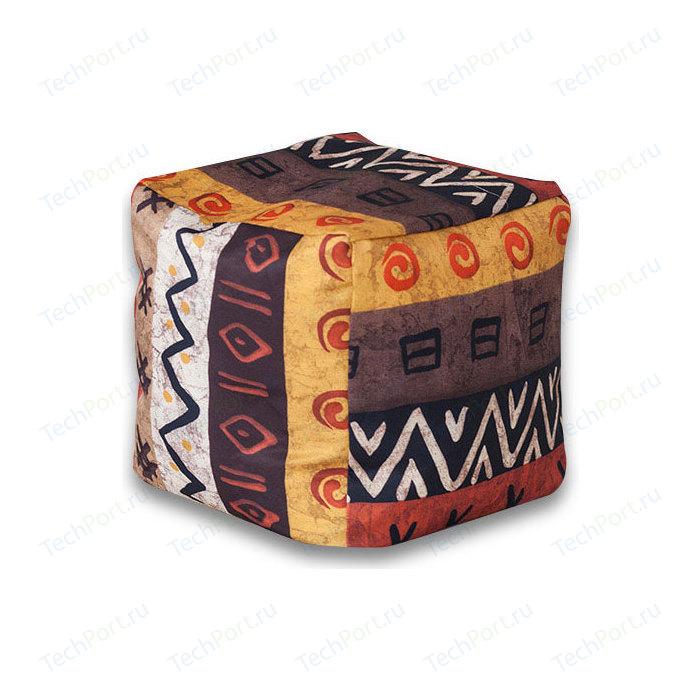 Пуф Bean-bag Кубик - африка