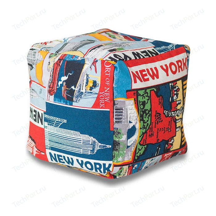 Пуф DreamBag Кубик New York