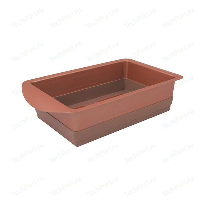 Форма для выпечки 14х22 см Rondell Karamelle (RDF-450)