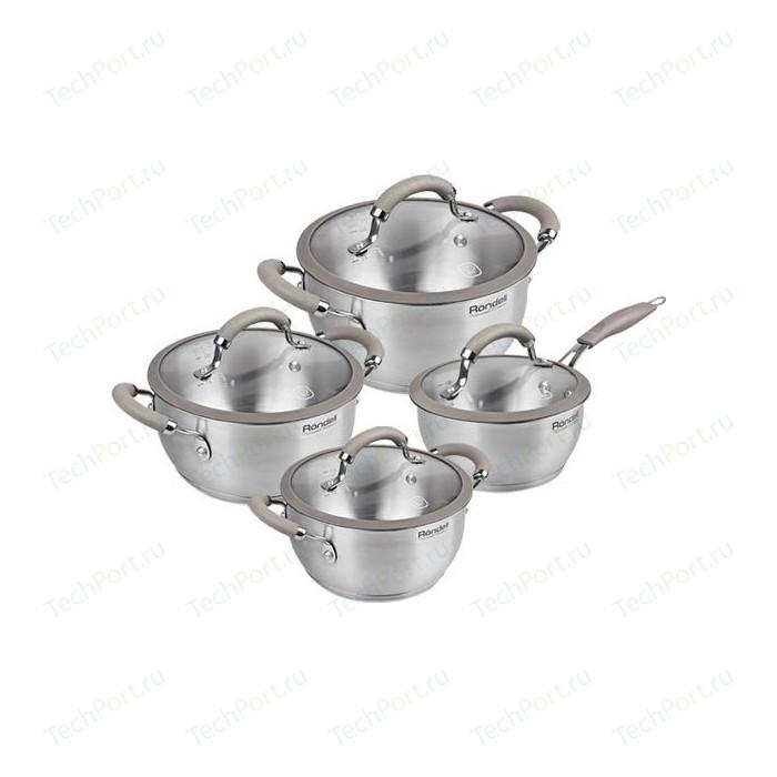 Набор посуды из 8 предметов Rondell Balance (RDS-756)