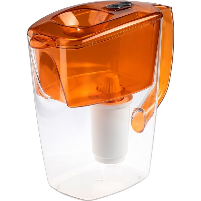 Фильтр-кувшин Гейзер Геркулес оранж (62043) кувшин гейзер геркулес 62043 зеленый