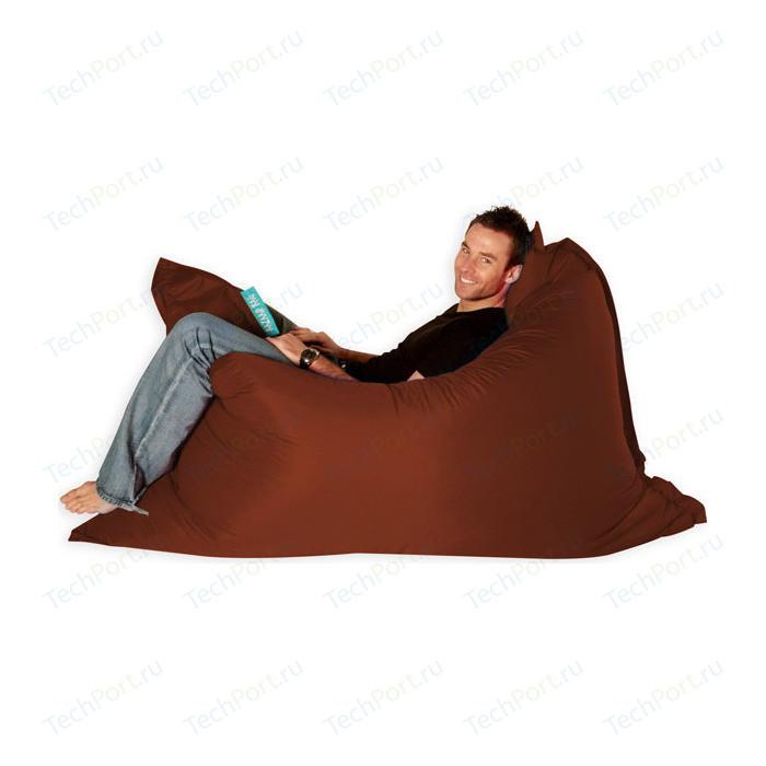 Кресло-мешок POOFF Подушка коричневый