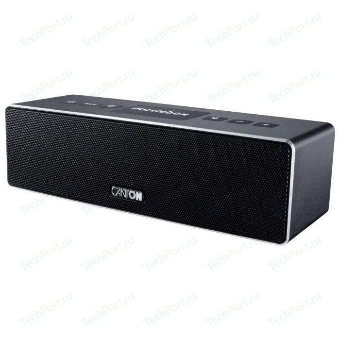 Портативная колонка Canton Musicbox XS black