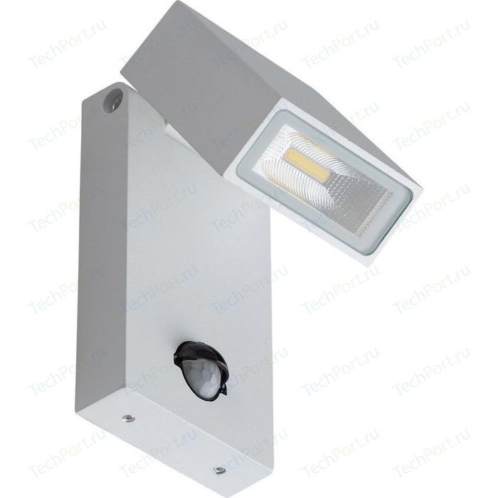 Уличный настенный светильник DeMarkt 807021601