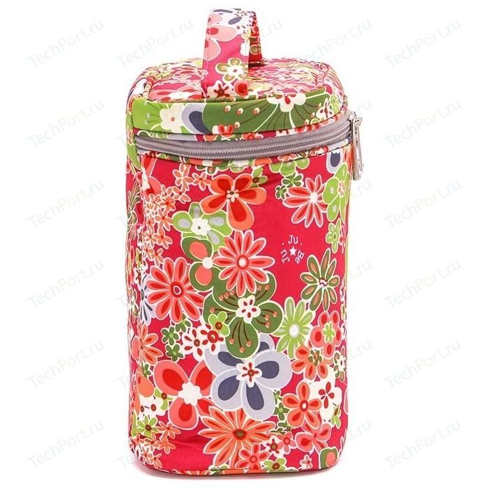 Термосумка для бутылочек Ju-Ju-Be Fuel Cell perky perennials (08AA09A-PRN) сумочка ju ju be be sassy tokidoki iconic 2