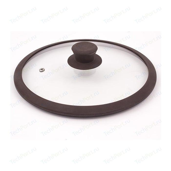 Крышка с силиконовым ободком d 26 см TimA (4826BR)