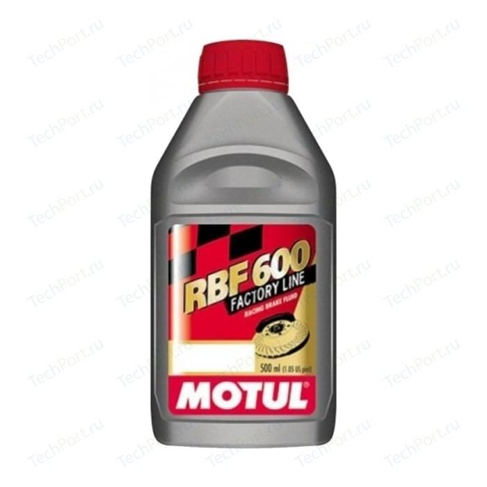 Тормозная жидкость MOTUL RBF 600 Factory Line 0,5 л