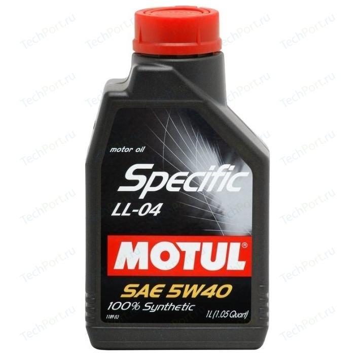 Моторное масло MOTUL Specific BMW LL-04 5W-40 1 л