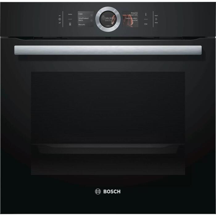 Электрический духовой шкаф Bosch Serie 8 HBG636LB1