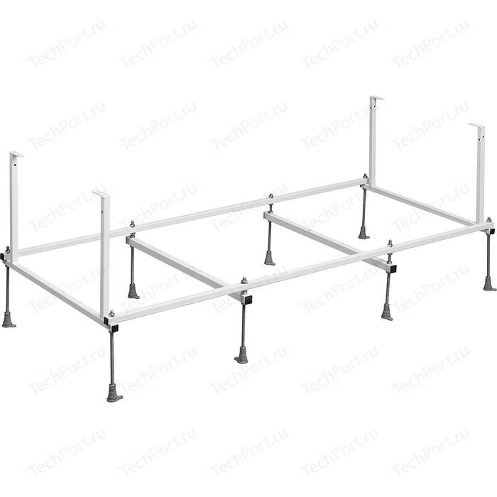 Монтажный комплект Roca Sureste 150х70 см, каркас, ручки, слив-перелив, крепления (ZRU9302779)