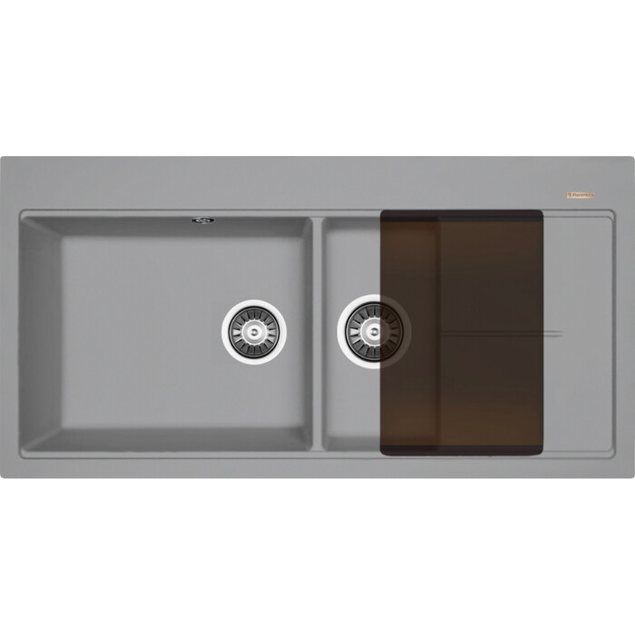 Кухонная мойка Florentina Россана грей Fs (20.335.E1000.305)