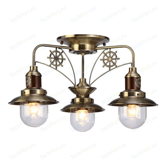 Потолочная люстра Arte Lamp A4524PL-3AB