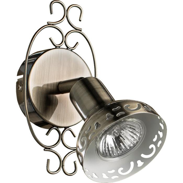 Спот Arte Lamp A5219AP-1BR