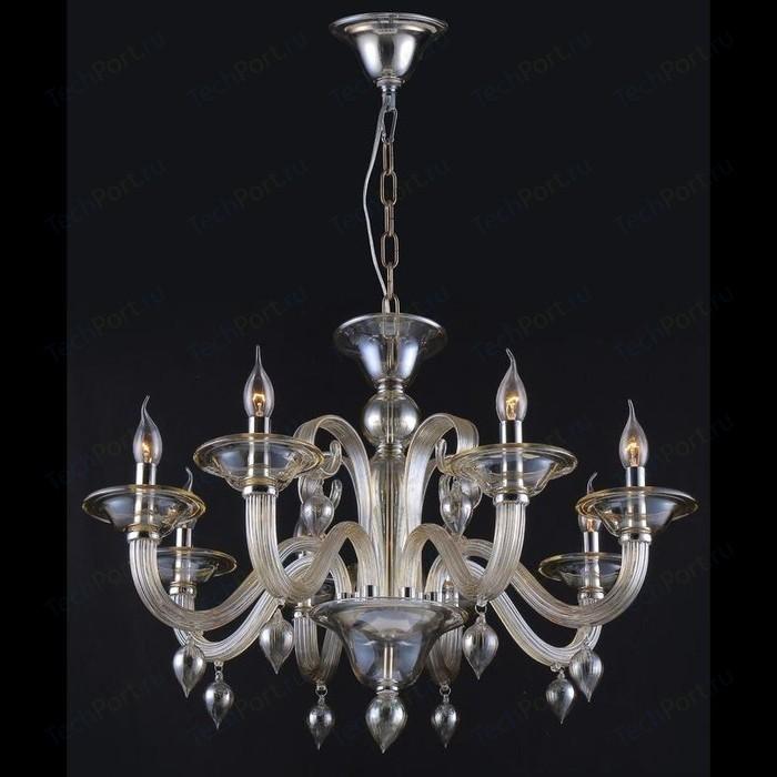 Подвесная люстра Crystal Lux Caetano SP8 люстра crystal lux подвесная flavio sp8 gold
