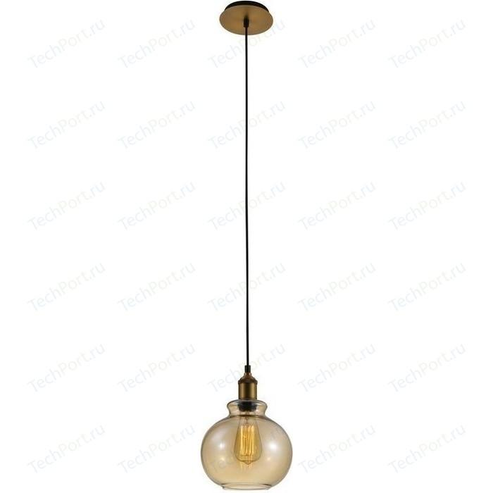 Подвесной светильник Crystal Lux Olla SP1 Ambra