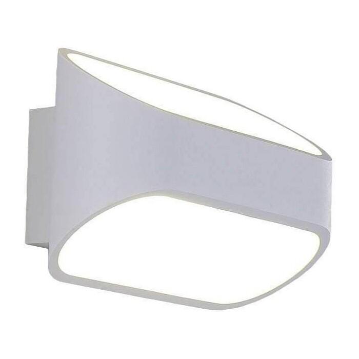 Настенный светильник Crystal Lux CLT 510W WH потолочный светодиодный светильник crystal lux clt 521c150 wh