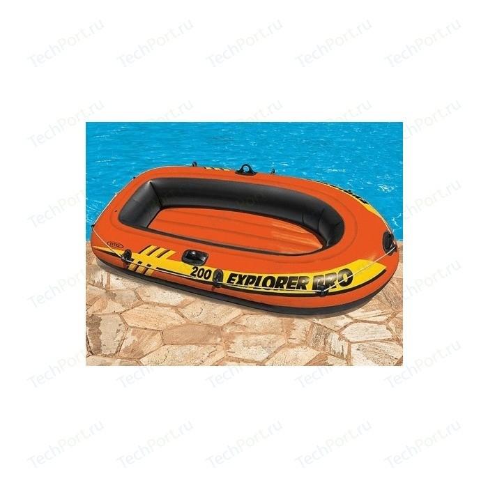 Надувная лодка Intex эксплорер про 200 (с58356)