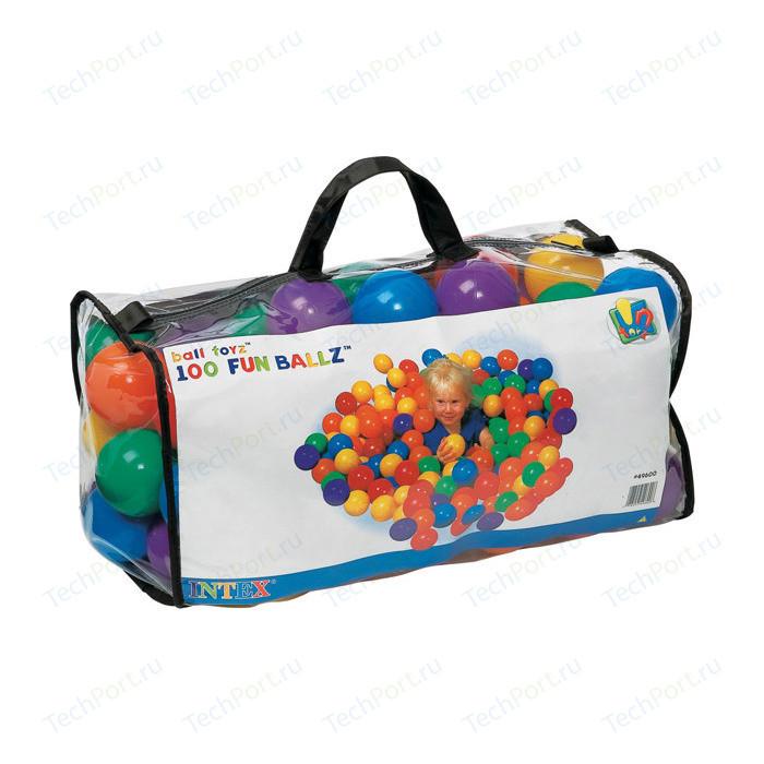 Комплект шариков Intex 49600 - 100 шт.