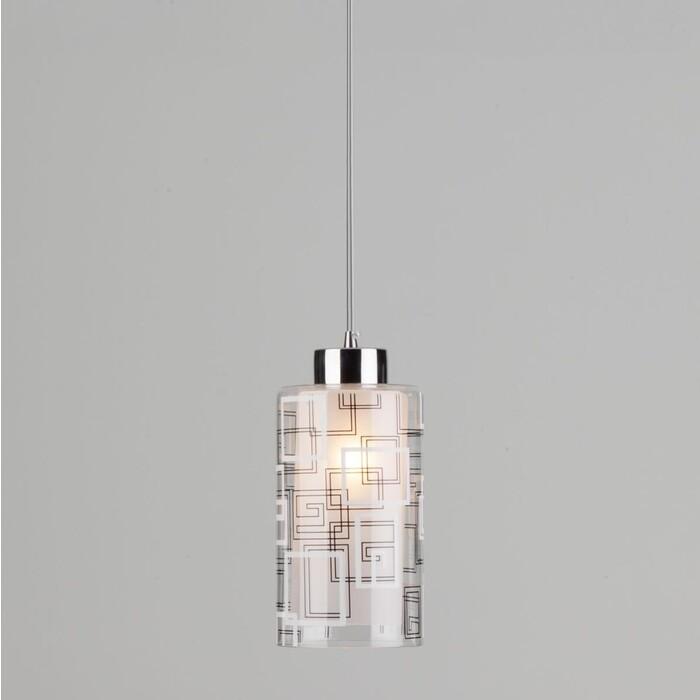 Подвесной светильник Eurosvet 50002/1 хром