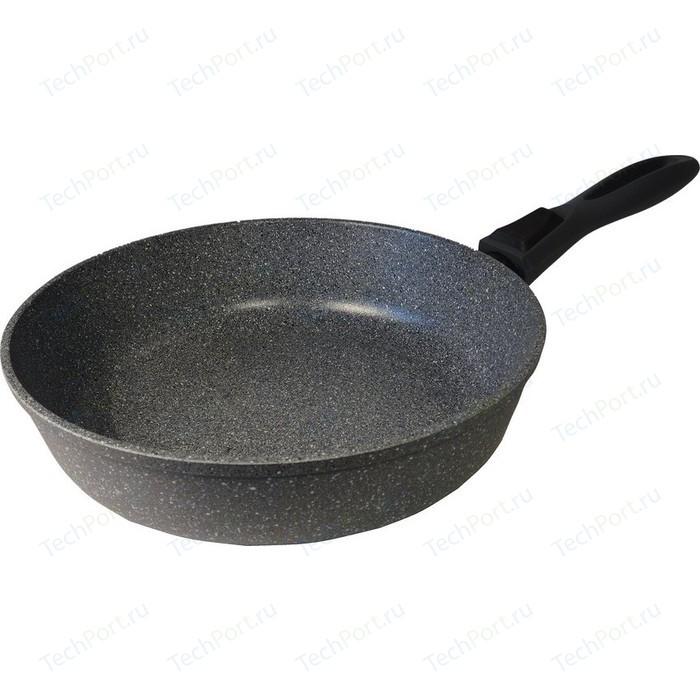 Фото - Сковорода Любава d 22см (КГ22СР) сковорода любава d 24см кг24ср
